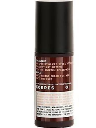 Korres Men Care Maple Anti-Aging Creme für Gesicht & Augenpartie 50 ml