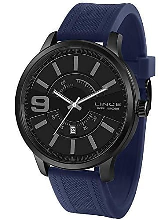 Lince Relógio Lince Masculino Ref: Mrph094s P2dx Casual Black