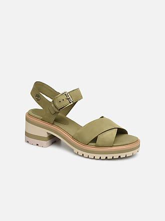 da54fa0c4cdce3 Timberland Violet Marsh Cross Band Sandal - Sandalen für Damen   grün