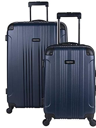 Kenneth Cole Reaction Kenneth Cole Reaction Out Of Bounds 2-Piece Lightweight Hardside 4-Wheel Spinner Luggage Set: 20 Carry-On & 28 Checked Suitcase