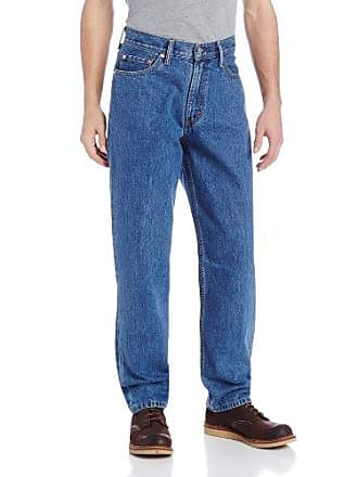 Levi's Mens 560 Comfort Fit Jean, Medium Stonewash, 32x32