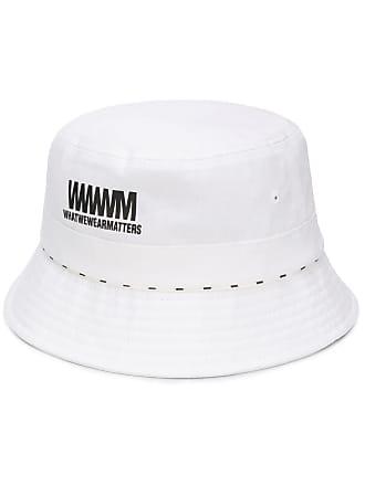 WWWM - What We Wear Matters Chapéu com logo - Branco