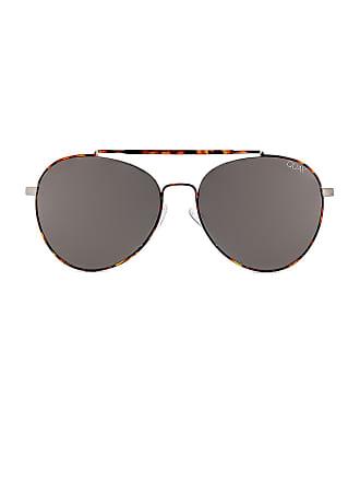 Quay Eyeware Lickety Spilt in Brown