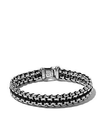 David Yurman Woven Box Chain bracelet - Ssbk