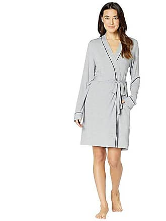 e182d13d0c UGG Aldridge Mini Stripe Robe (Navy Cream) Womens Robe