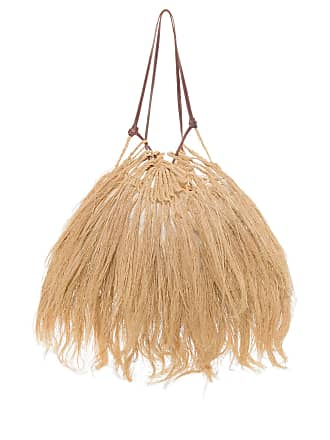 NANNACAY BOLSA FEMININA WIG LEATHER STRAP - BEGE