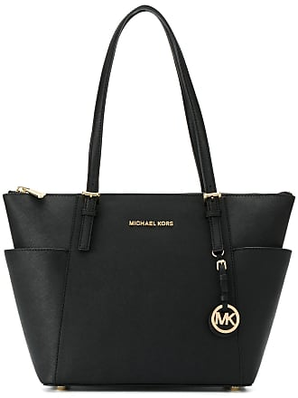 fe78b01356 Michael Michael Kors trapeze shoulder bag - Black