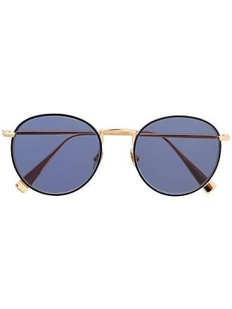Kaleos Óculos de sol redondo - Dourado