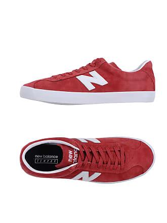 Chaussures Hommes en Rouge par New Balance   Stylight 9ee5ea49ecd9