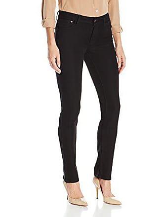DL1961 Womens Coco Curvy Slim Straight Jeans, Riker, 24