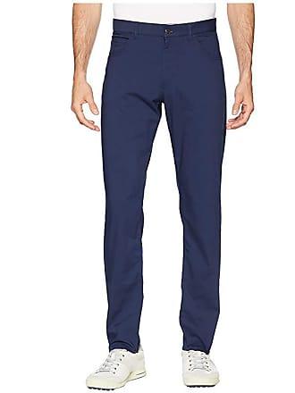 Nike Flex Five-Pocket Pants (Obsidian/Pure/White) Mens Casual Pants