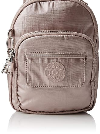 Kipling Womens Alber Backpack 16 x 21.5 x 10.5 cm Pink Size: One size