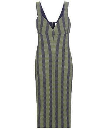 Victoria Beckham Striped dress