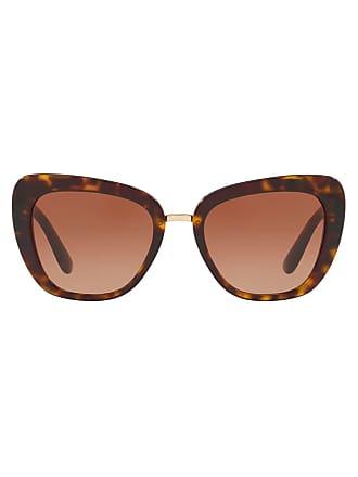 Dolce & Gabbana Eyewear Óculos de sol Borboleta - 50213Tartaruga