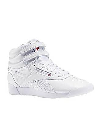 2c2b13ef1a9 Reebok Classic Damen Sneakers Freestyle HI OG Lux BD4468 FS HIGH OG weiss  (10)