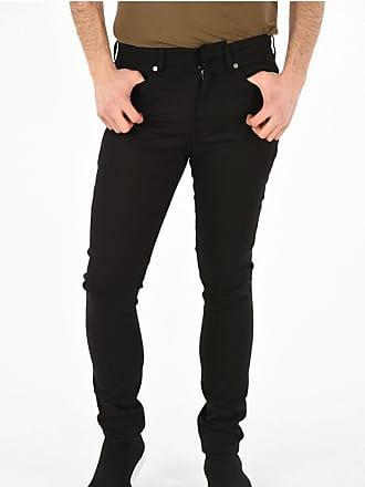 Neil Barrett Stretchy Cotton SUPERSKINNY FIT 5 Pocket Pants 15 cm size 30