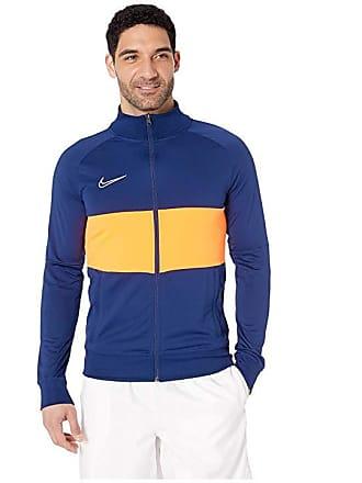 64d702a5554f Nike Dry Academy I96 K Track Jacket (Blue Void White White) Mens