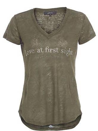 J. Chermann Camiseta Love At First J.Chermann - Verde