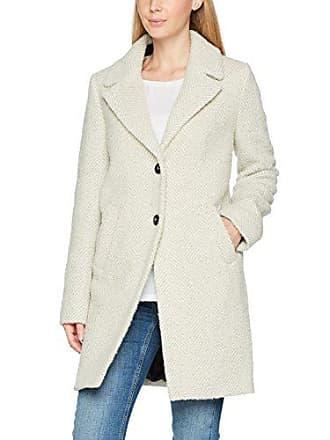 Blaumax 22443054-Cappotto Donna Bianco (Offwhite 0030) 48 (Taglia  Produttore  XL 88a3d441252