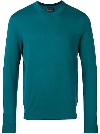 Paul Smith Suéter decote careca - Azul