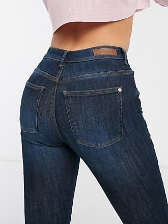 Jacqueline de Yong Knight skinny jeans in dark blue