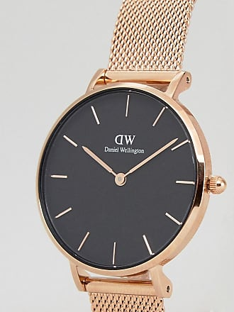 Daniel Wellington DW00100161 mesh watch in rose gold - Gold