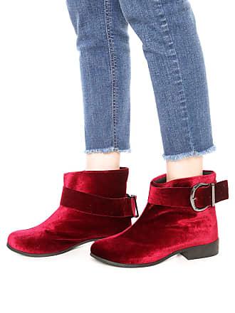 a7a74640a Vermelho Botas De Couro: Compre com até −69%   Stylight