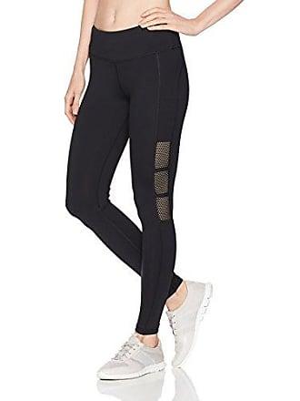 2748a35e9fedc Trina Turk Recreation Womens Chevron Solid Legging, Black XS