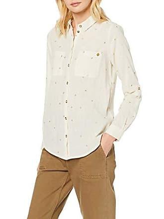66c6a7c603 Superdry Conversational Shirt Camicia, Bianco (White Star ECK), Medium  (Taglia Produttore