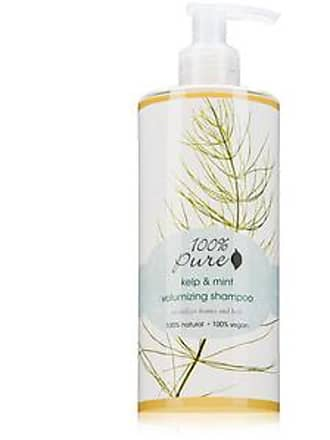 100% Pure Kelp and Mint Volumizing Shampoo