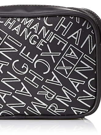 A X Armani Exchange A X Armani Exchange Small Crossbody Bag, Anthracite/Argento-Anthracite/Silver 236