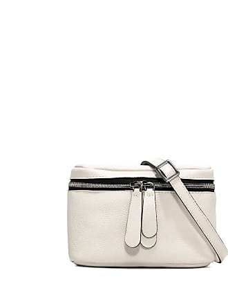 Gianni Chiarini galatea small white cross body bag