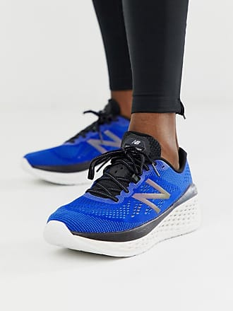 New Balance Running Mor chunky sneakers in blue - Blue