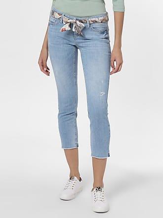 Cambio Damen Jeans - Liu blau