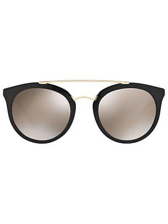 Prada Óculos de sol aviador - Preto