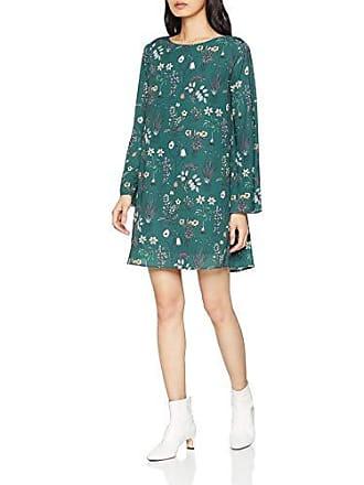 Molly Bracken Ladies Woven Dress, Robe Femme, Bleu Petrol Blue, X-Small 6910dc36f4e