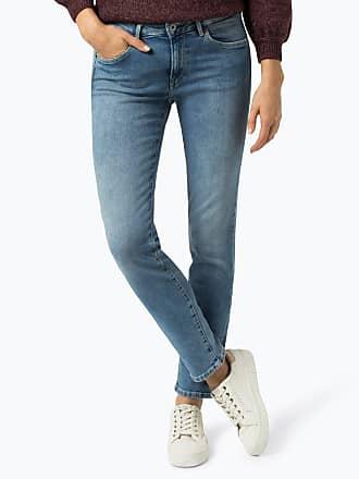Pepe Jeans London Damen Jeans - Lucy blau