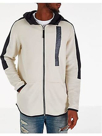 Under Armour Mens Under Amour Pursuit Move Full-Zip Hoodie, White