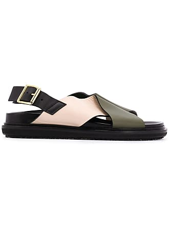 43534a561db6 Marni® Leather Sandals − Sale  up to −58%