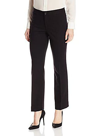 64d8e5a6dc6 NYDJ Womens Petite Size Michelle Trousers in Ponte Knit