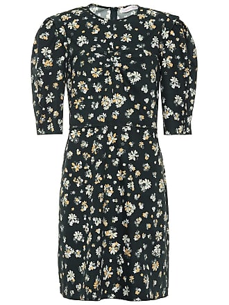 See By Chloé Floral-printed cotton dress