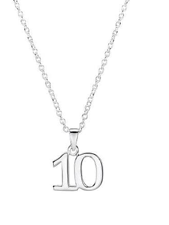 Jo for Girls Argent 925//1000 1.7 Gr CP136p Collier Enfant