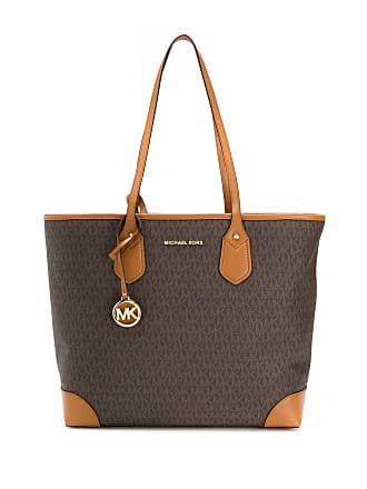 Michael Michael Kors monogram tote - Brown