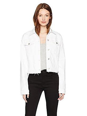 Joe's Womens Cut Off Denim Jacket, Vicki, S