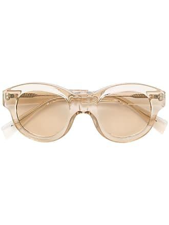 Kuboraum round sunglasses - Neutro