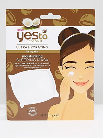 Yes To Yes To Coconut Ultra Hyrdrating Moisturising Sleeping Mask-No Colour