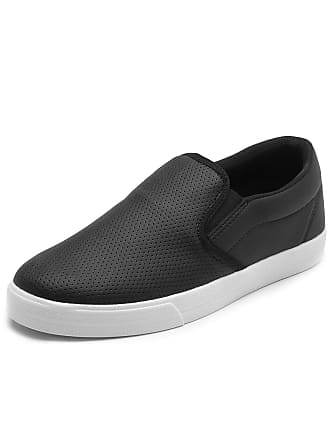 Ride Skateboard Slip On Ride Skateboard Mission II Preto