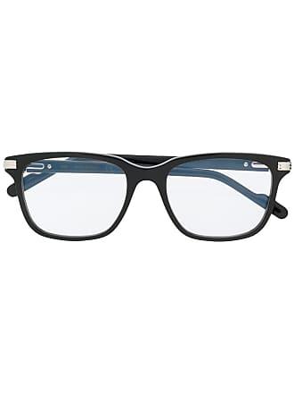 Cartier Armação de óculos C Décor - Preto