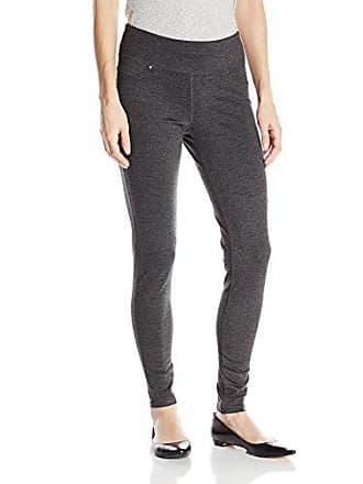 dda4695d731f8 Jag Jeans Womens Ricki Pull on Ponte Legging, Charcoal Heather, 8