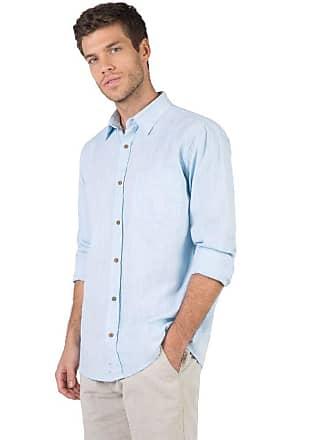Taco Camisa Lisa Azul Claro Azul Claro/GGG